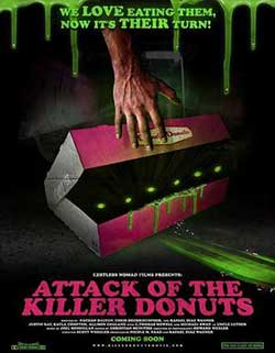 Attack Of The Killer Donuts 2016 Dual Audio Hindi Download BluRay 720P at freedomcopy.com