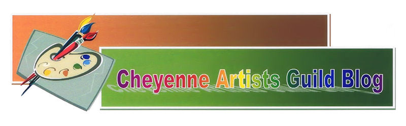 Cheyenne Artists Guild Blog