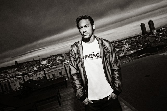 Neymar nike f.c.