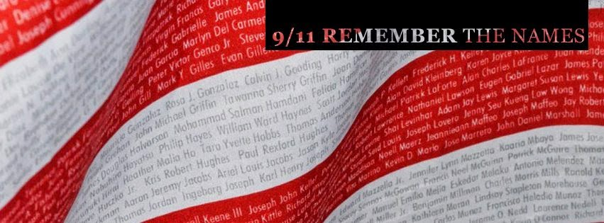 9/11 Remember The Names