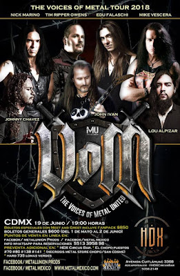 The Voices of Metal United