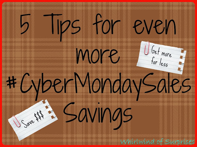 How to save more money during Cyber Monday