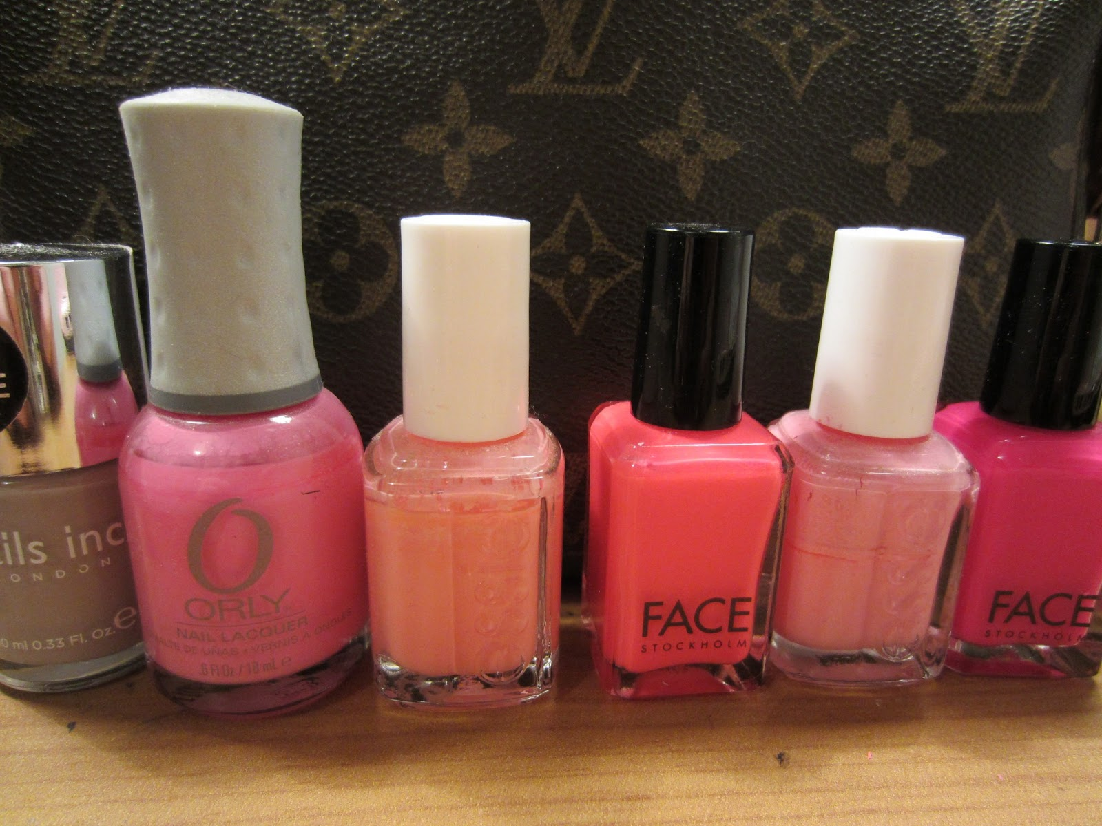 NailsByNumbers: April 2013