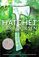 Book cover of Hatchet by Gary Paulson