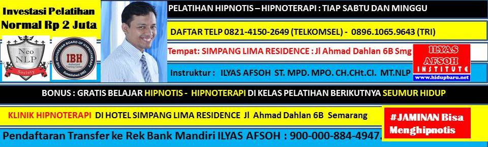 0896.1065.9643 HIPNOTIS HIPNOTERAPI NLP PUBLIC SPEAKING SEMARANG JAKARTA SURABAYA JOGJA SOLO