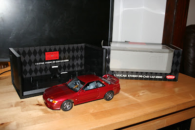 Kyosho Model Car Unboxed