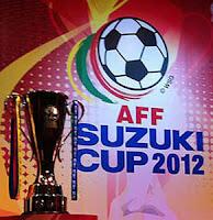 Jadwal Piala AFF Suzuki Cup 2012
