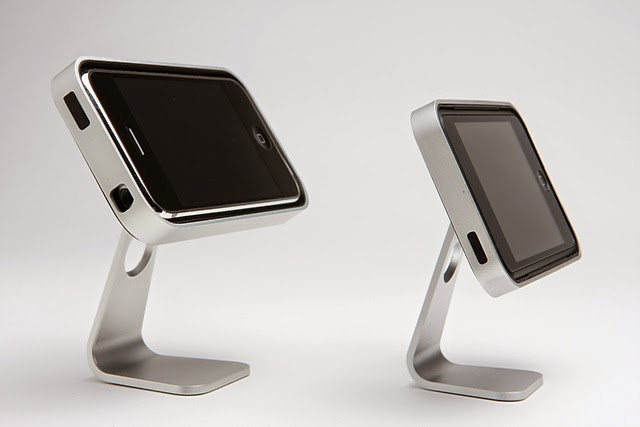 iPhone PED 3 Rotating Stand