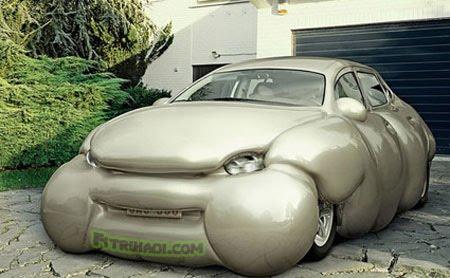 gambar modi kereta obesiti terbaik