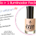 Resultado - Sorteio: 1 Iluminador Facial Líquido Fashion Light da Yes!