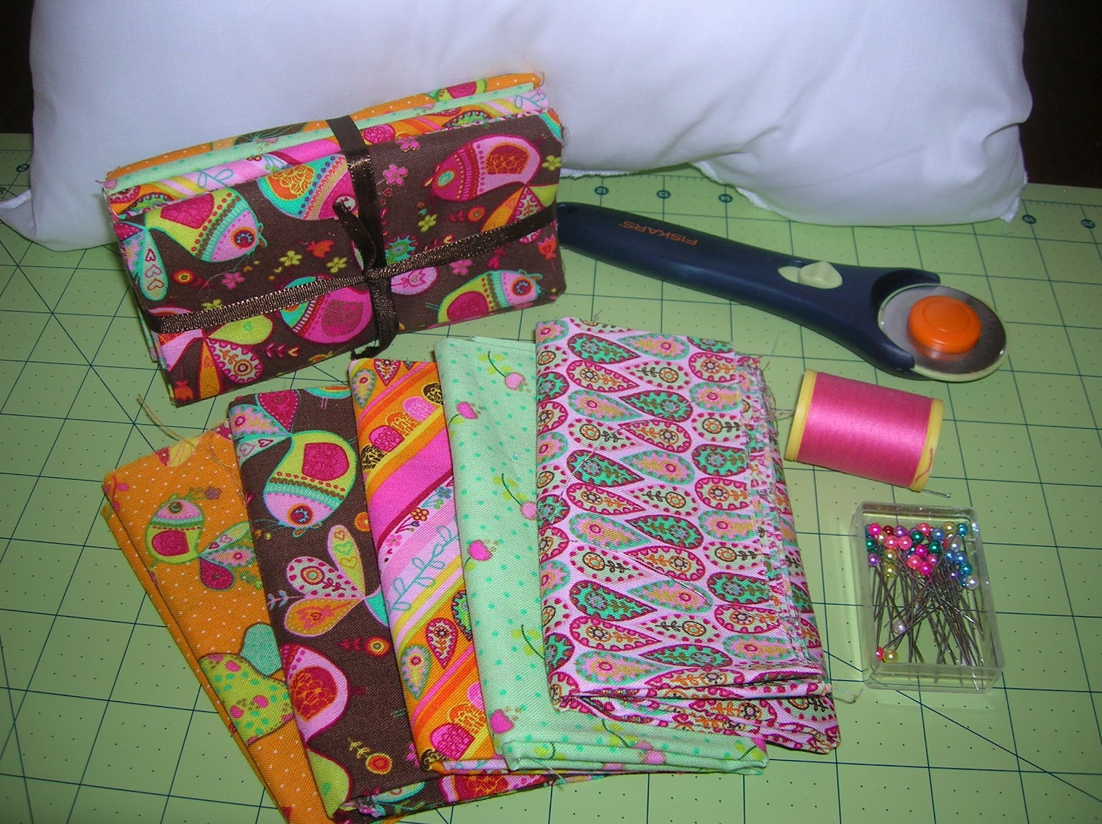 My Creative Mommy: Sew Easy Throw Pillow