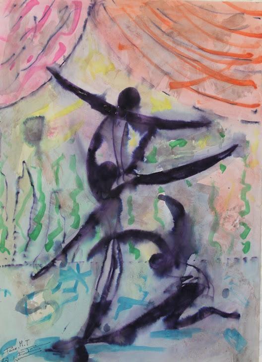 El ballet del pajaro 20-6-90
