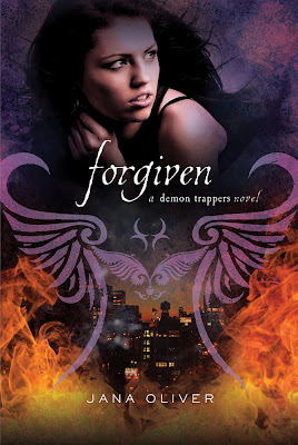 Book Review and Author Interview: Forgiven by Jana Oliver!