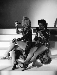 Marilyn Monroe y Jane Russell