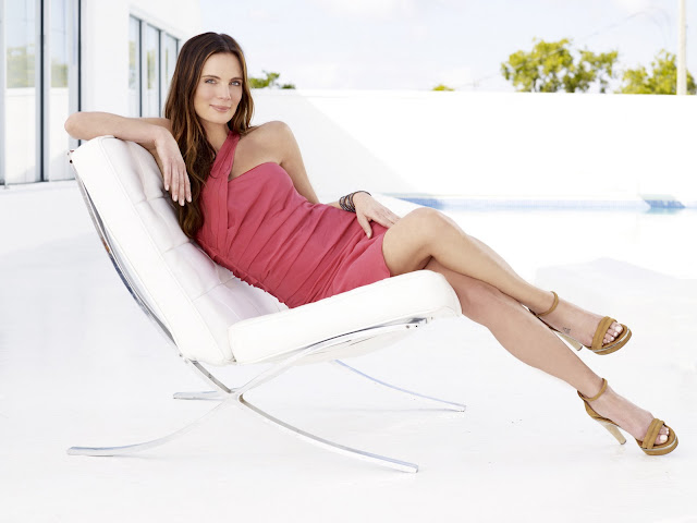English Actress Gabrielle Anwar