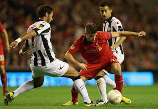 Hasil Pertandingan Liverpool Vs Udinese Tadi Malam