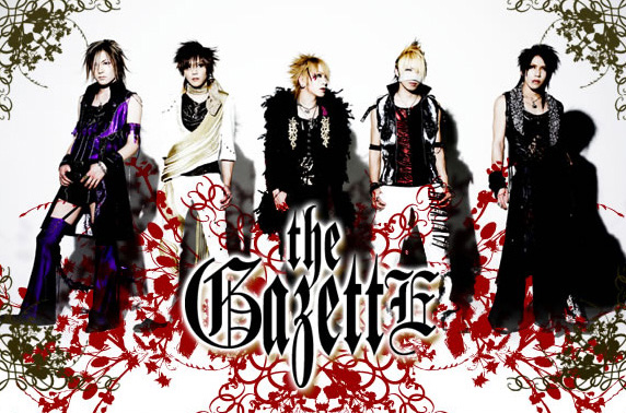Aktris/Aktor/Penyanyi/Band/Vocal Group/boy+girl Band japan favorit Gazette