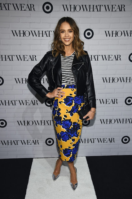 Actress, Model, @ Jessica Alba - Who What Wear x Target launch party in New York City, NY