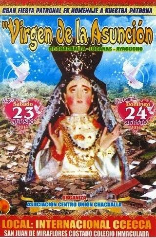 Virgen de la Asunción de Chacralla