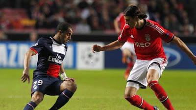 Xem lại đầy đủ trận Benfica vs PSG