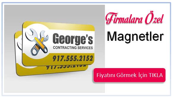 Firmalar için Logolu Magnetler