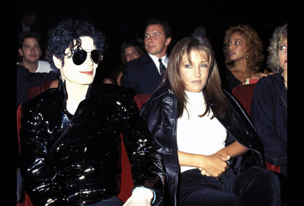 When Jackson was accused of child molestation in 1993, it was friend and confidante Lisa Marie Presley who became Jackson's main source of emotional support. The couple surprised friends and fans in 1994, when they married in a private ceremony in the Dominican Republic. They divorced two years later, shortly after Jackson was cleared of his sexual abuse charges, but remained close friends.1990's