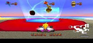 crash tem racing ctr
