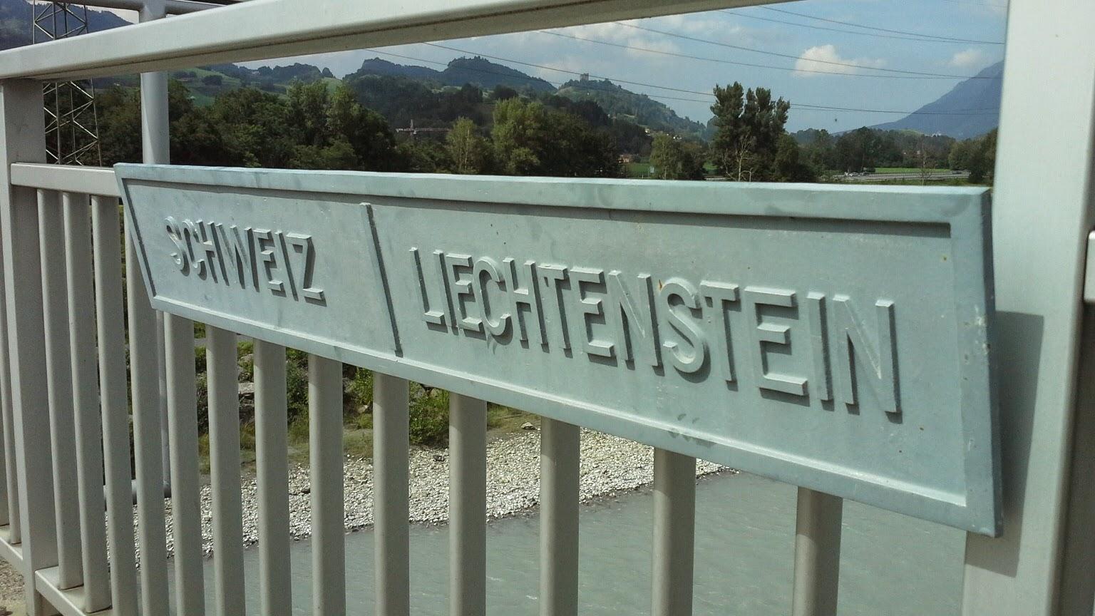 Come arrivare in Liechtenstein