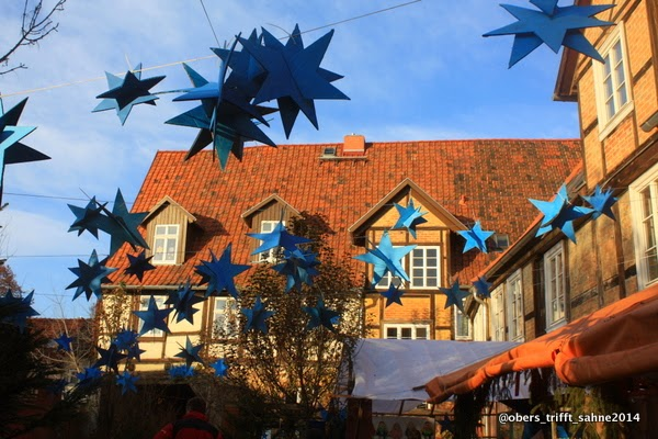 Advent in den Höfen Quedlinburg