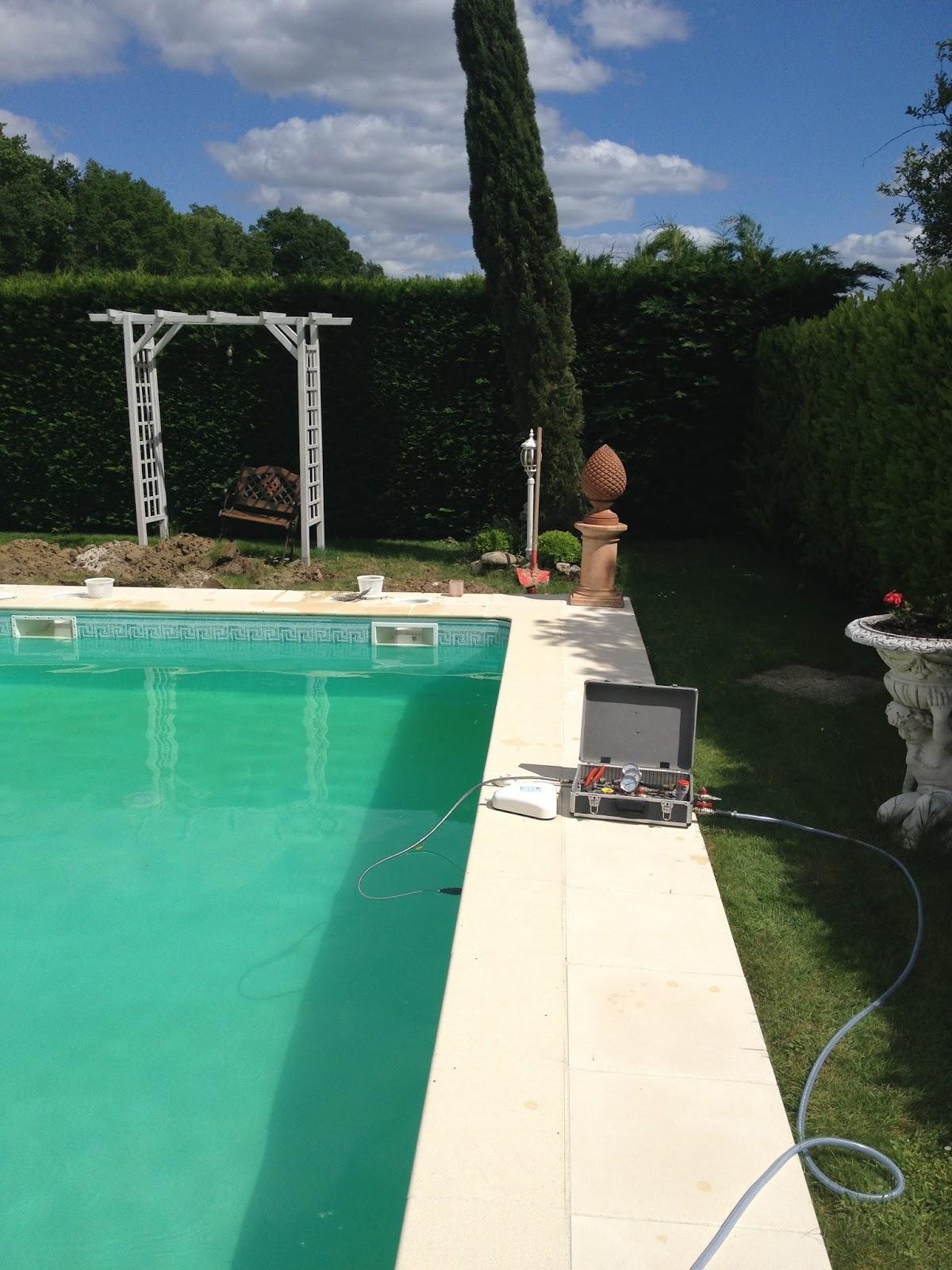 Comment touver ma fuite piscine toulouse for Piscine cornebarrieu