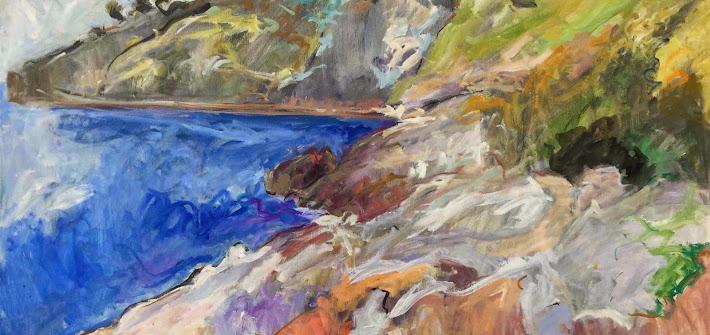Tricase, i paesaggi marini di De Giovanni