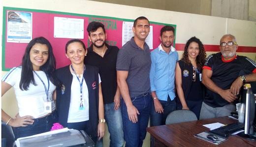 Conselho Regional de Educação Física realiza ação itinerante em Limoeiro
