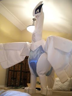 pokemon soul silver lugia cosplay cosplayer
