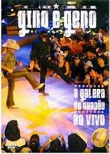 DVD - Gino e Geno A Galera do Chapeu