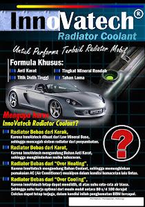 Inovasi Air Radiator Coolant dari Surabaya Kota Pahlawan dan Kota Inovasi Indonesia..!!!
