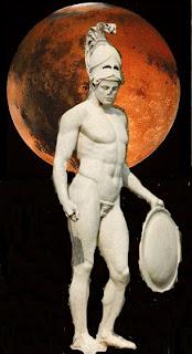 an analysis of mars the roman god of war Edith hamilton's mythology- characters study play zeus  greek god of war ex son of zeus and hera identified with roman mars artemis.