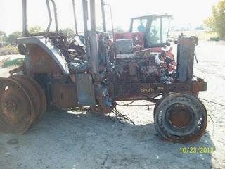 John Deere 7410 tractor parts