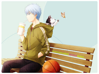 Tetsuya Tetsuya 2 Dog Basketball Basket Kuroko no Basuke Anime HD Wallpaper Desktop PC Background 1767