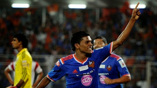 Romeo Fernandes to join Brazilian outfit Clube Atletico Paranaense