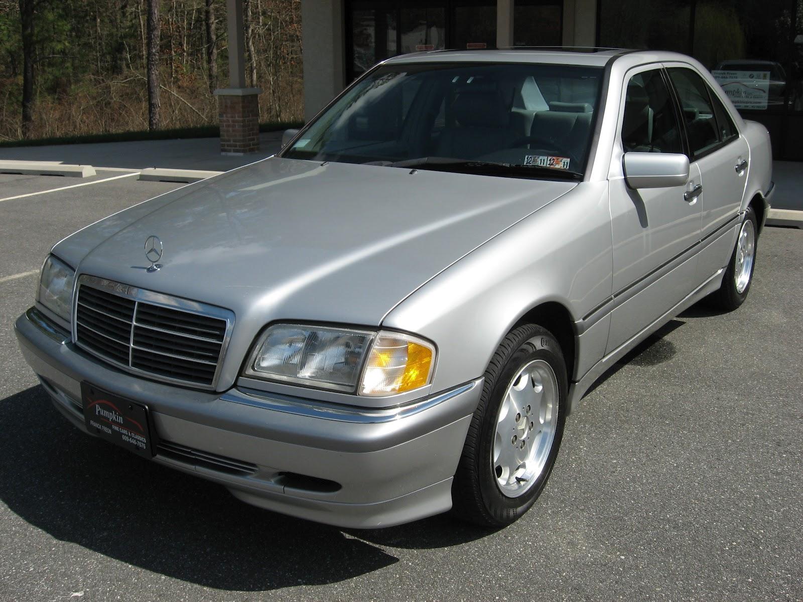 Pumpkin fine cars and exotics april 2012 for 1999 mercedes benz c230