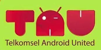 Paket Internet Telkomsel Android United (TAU)