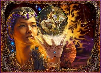 The Sorceress Spell Steve A Roberts