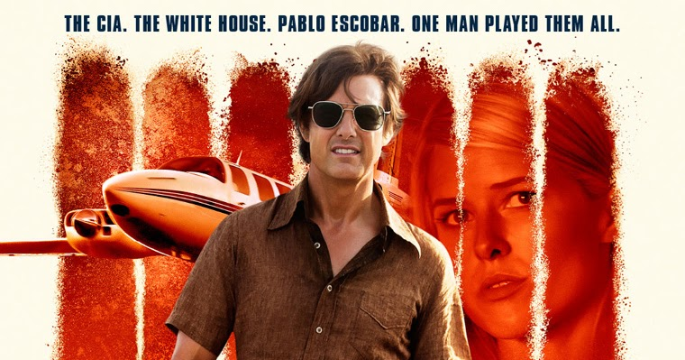 American made movie posters