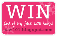 Win one of my favourite 2011 books!