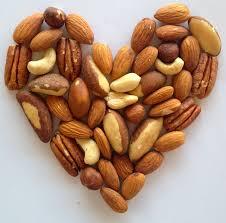 We're nuts around here!