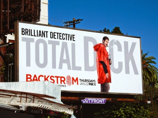 Total Dick Backstrom billboard