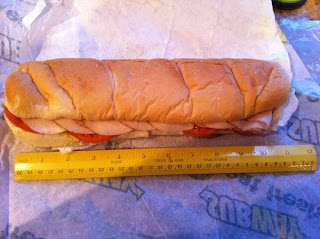 Subway Foot long Law Suit
