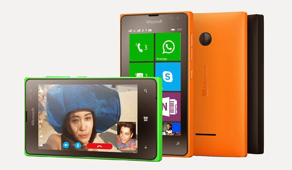 Microsoft's Lumia 435 Dual SIM goes on sale in India at ₹5999