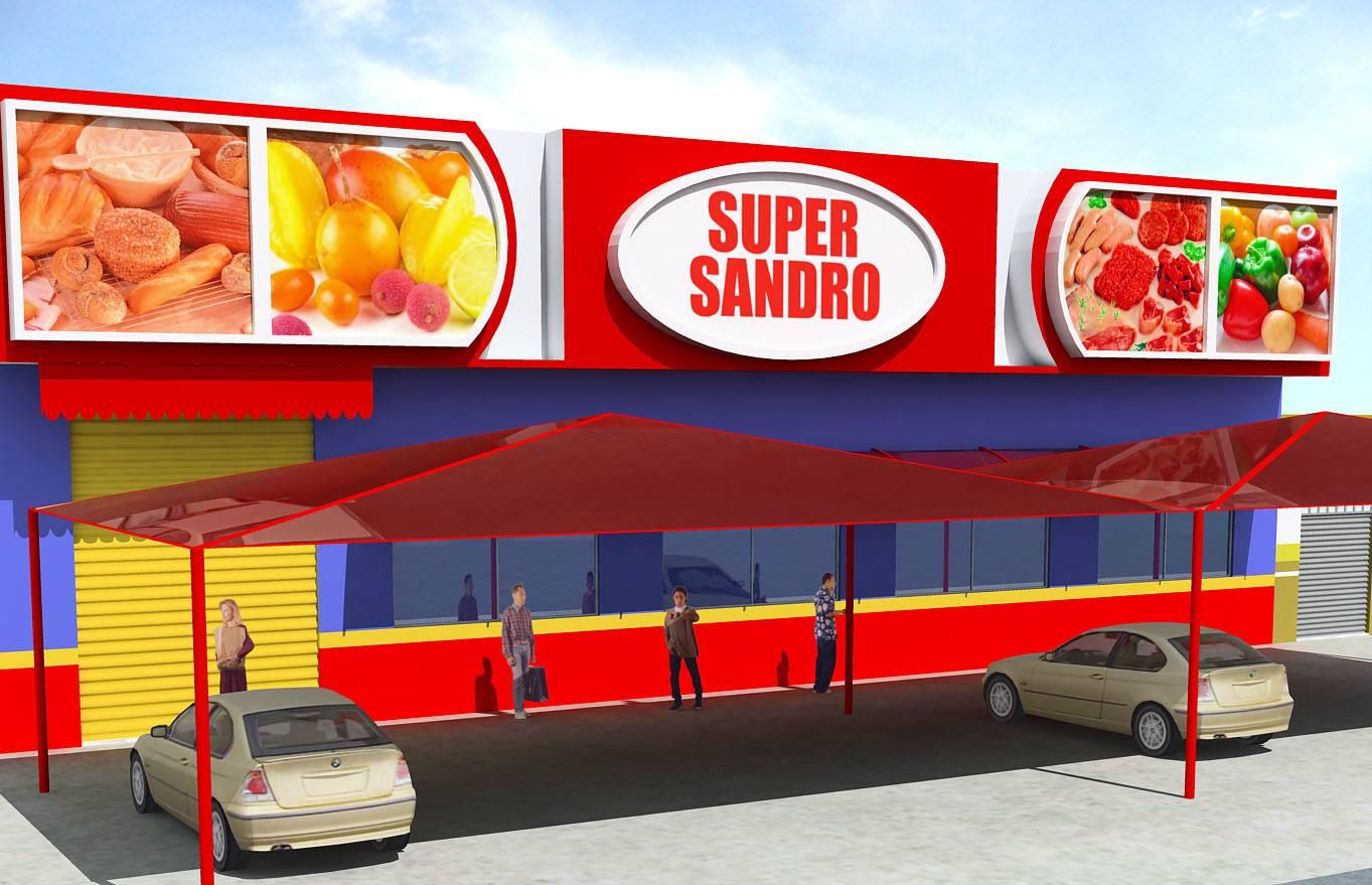 SUPER  SANDRO