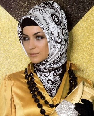 Thanks. not Turkish hijab style think